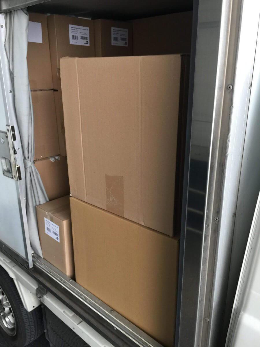 成田輸入貨物を軽貨物で配送 【軽貨物運送の検証ブログ】