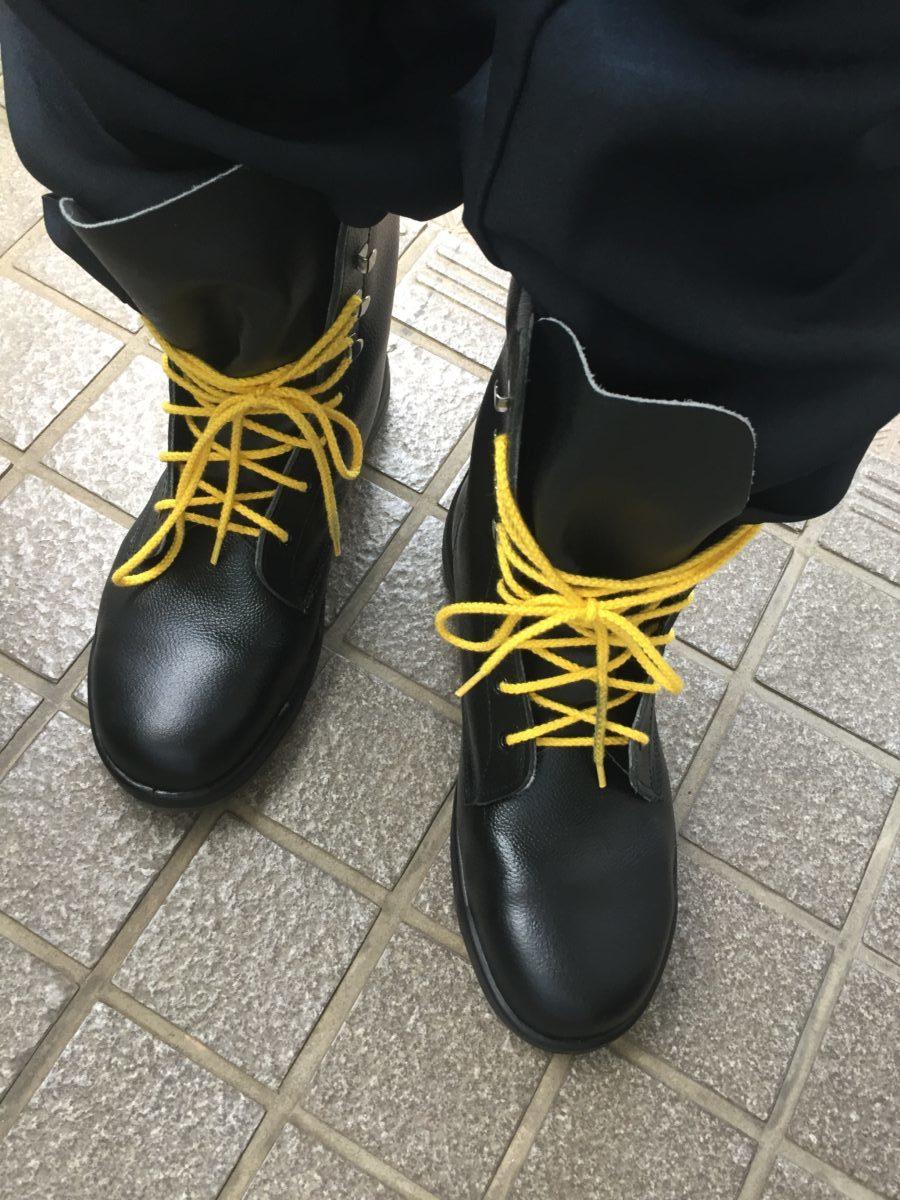 軽貨物ドライバーの安全靴 【軽貨物運送の検証ブログ】