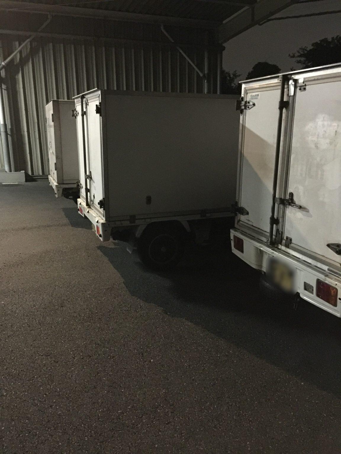 弁当のチルド配送 【軽貨物運送の検証ブログ】