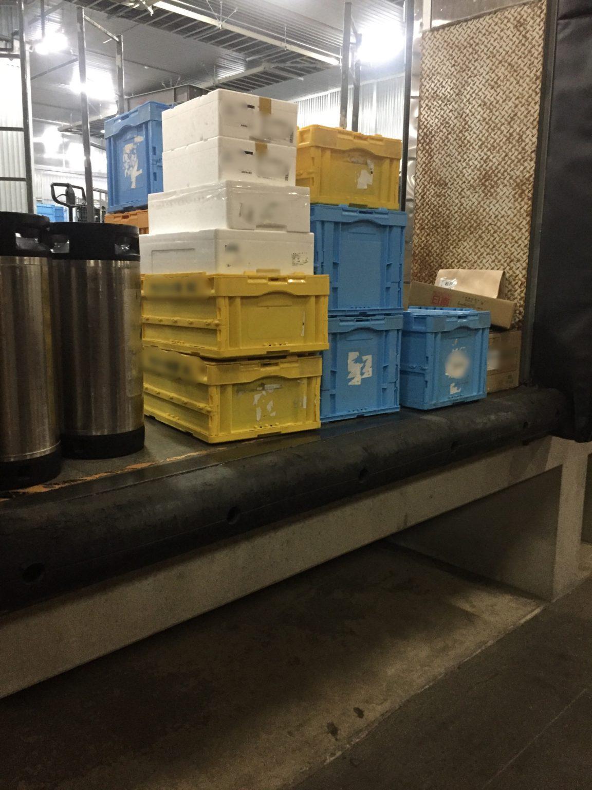 飲食店への軽貨物配送 【軽貨物運送の検証ブログ】