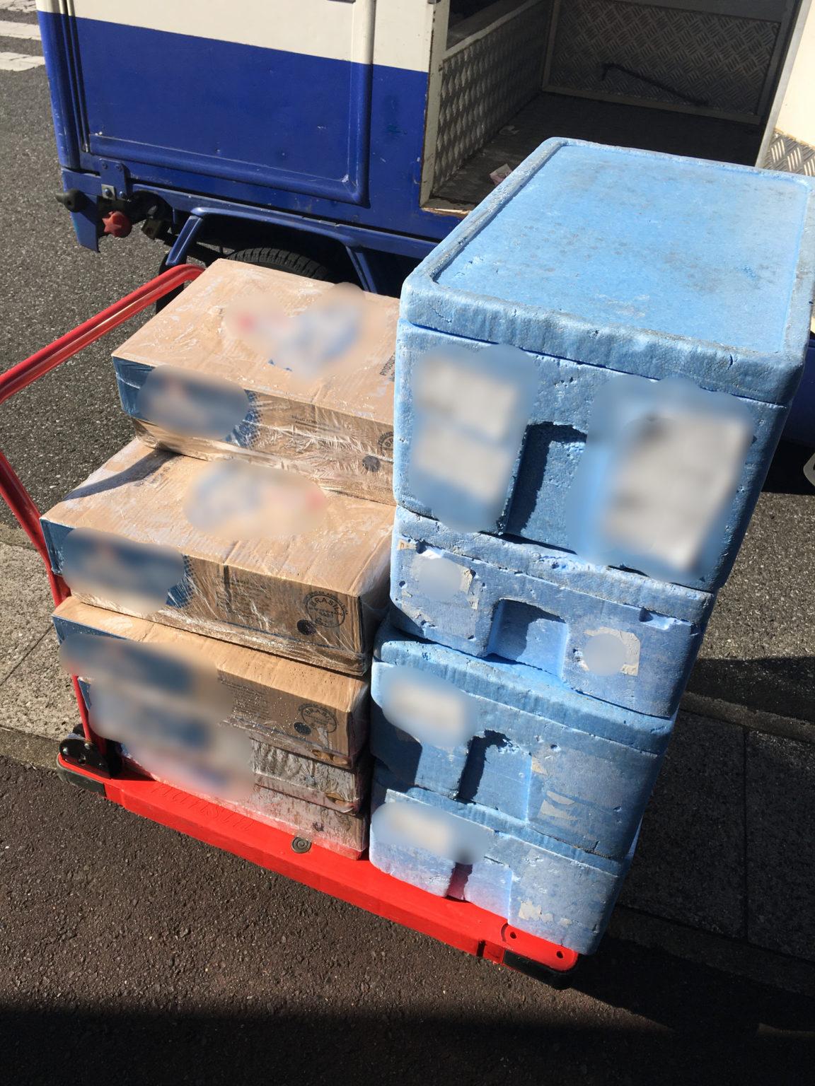 冷蔵食品の配送と千葉県の軽貨物 【軽貨物運送の検証ブログ】