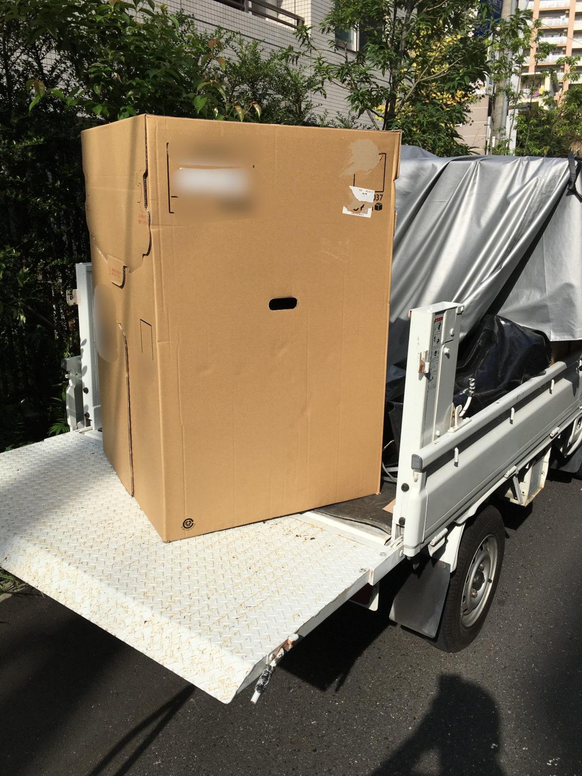 椅子配送 【軽貨物運送の検証ブログ】