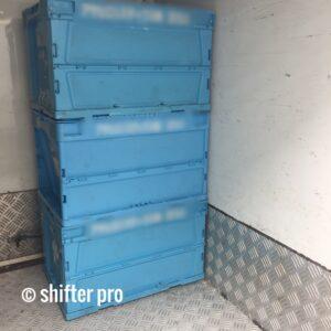 業務用食材の配送チャーター