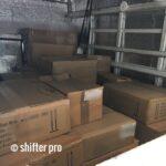 輸入雑貨の配送チャーター